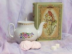 Tea and sweets. (Svetla (ribonka 78)) Tags: still life stilllife tea eat food