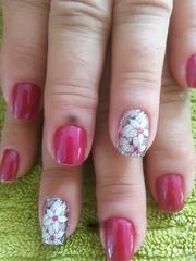 20150515_100731 (Stol Paz) Tags: unhas manicure manicura pedicure nails em gel porcelana decoradas unhasdesenhadas unhasbemfeitas desenho design esmalte fibra