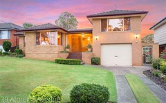 39 Almeria Avenue, Baulkham Hills NSW