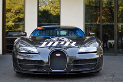 Edition Merveilleux (Beyond Speed) Tags: bugatti veyron supersport ss supercar supercars automotive automobili car cars carspotting nikon w16 carbon edition merveilleux milano milan italy dpr dragonpathrally black blue