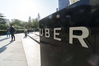Uber's VP of product and growth has left the company