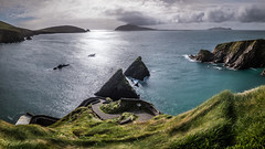 Dunquin harbour - Kerry, Ireland - Seascape photography