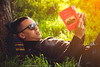 Reading Time (oussama_infinity) Tags: nature canon canond650 oussama infinity photography reading time alger mostaganem algeria book landscape portrait tranquility القراءة كتاب كانون لاندسكيب بورتريه أسامة الجزائر الطبيعة طبيعي حديقة خضراء