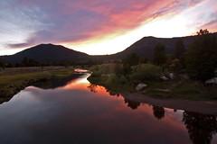 Hope Valley sunset (trifeman) Tags: california sunset june clouds carson tahoe sierra alpine sierranevada carsonriver hwy89 2014 hwy88 carsonpass toiyabenationalforest pickettsjunction
