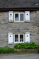 Eyam Village (Ian_Boys) Tags: england fuji village district derbyshire peak 1855 eyam xt1