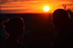 female sundowner (paddy_bb) Tags: travel sunset germany bavaria ngc 2014 nikond5300 paddybb