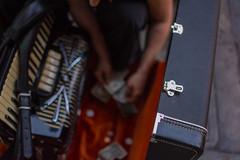 Busking Downtown (spencer_r_allen) Tags: california 35mm losangeles nikon downtown accordion streetperformer nikkor 18 busking dtla artwalk artsdistrict galleryrow d7100