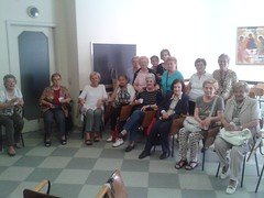 """14.06.17 ultimo incontro formativo Caritas 2013.14 • <a style=""""font-size:0.8em;"""" href=""""http://www.flickr.com/photos/82334474@N06/14281560357/"""" target=""""_blank"""">View on Flickr</a>"""