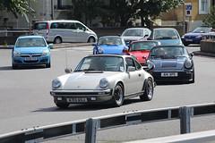 Porsche 911 Convoy  (5) (kenjonbro) Tags: uk england blackheath bright 911 sunny porsche a2 a102 carrera aircooled se3 worldcars kenjonbro canoneos5dmkiii delacourtroad suninthesandsroundabout canonzoomlensef9030014556 a14xps a713asj