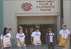 IMG_1146 (Salvation Army USA West) Tags: kids project children corporate kid community child disney volunteer outreach