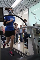 VO2 max Test - AISTS MSA Class (AISTS) Tags: test max sports technology science health endurance treadmill managing vo2 vo2max sportsmedicine sportsmanagement aists mastersofsportsadministration
