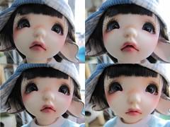 Difficulties with adjusting camera (ADAW 2014 26/52) (littlesunnyray) Tags: mod ooak luna fairyland littlefee