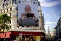Galeries Lafayette (Leo Reynolds) Tags: webthing photofunia xleol30x xxx2014xxx