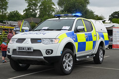 BX14LWH (Emergency_Vehicles) Tags: police staffordshire bx14lwh