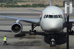 G-BNWY - Madrid - (04-06-14) (Fred Ellis -) Tags: madrid airport aviation british ba boeing airways 767 speedbird 763 gbnwy