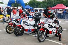 Les Yamaha sont nombreuses en prgrille (TZ350 1980_B162, Spondon TZ350 1983_B145 & TZ750 1977_B172) (Cdric JANODET) Tags: honda scott gg baker dijon alba indian vincent cte norton harley motorbike triumph moto bmw motorcycle yamaha ago hd saul cz suzuki braun spencer ducati davidson circuit bourgogne jawa fau seeley kawasaki aermacchi laverda guzzi ajs bsa motorrad cml urs knig 2014 rickman egli morini godet kreidler benelli terrot lgende agostini ragot motobcane rigal coupes motoconfort prenois cecotto genoud godier dor dijonprenois sarron monneret mliand