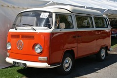 motorhome campervan baywindow volkswagent2 vwbaywindow fjj881j