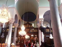 "Interior of the Greek Orthodox Church of St Nicholas, Toxteth, Liverpool • <a style=""font-size:0.8em;"" href=""http://www.flickr.com/photos/9840291@N03/14424413284/"" target=""_blank"">View on Flickr</a>"