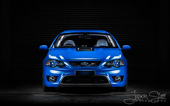 06 FPV GT - Pièce de résistance (jasoncstarr) Tags: blue lightpainting ford canon flash performance falcon gt rims bf v8 taillights supercharger supercharged brembo fpv 2470mm lightpainted 70d fordperformancevehicles 430exii canoneos70d sigma2470mmexdgmacrolens