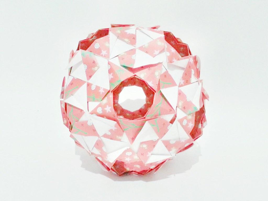 The World's Best Photos of icosahedron and kusudama ... - photo#26