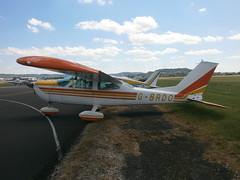 G-BRDO Cessna Cardinal 177 (Aircaft @ Gloucestershire Airport By James) Tags: james airport cardinal gloucestershire cessna lloyds 177 egbj gbrdo