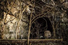 Daniel Boone Tunnel North Entrance (robert.j.bruner) Tags: abandoned rural kentucky ruin tunnel danielboonetunnel