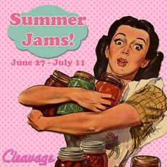 Summer Jams! is ON! (..: sexZ :.. - Zee Tatas) Tags: cleavage summerjams