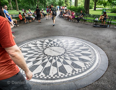 Imagine (dprats) Tags: 1240 beatles danielprats eeuu imagine lennon ny nyc newyorkcity olympus olympusmzuiko1240f28 strawberryfields summer summer2014 travel trip usa viajes em1 olympusem1