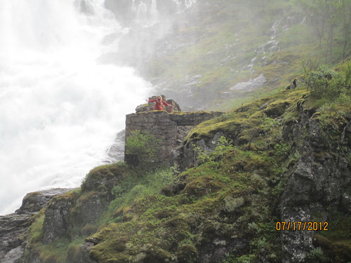 The Huldra of Kjosfossen