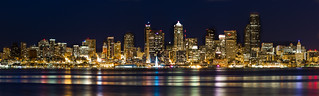 Seattle Panoramic
