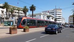 tram (pix-4-2-day) Tags: modern tram morocco casablanca marokko strasenbahn pix42day