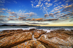 0S1A1434enthuse (Steve Daggar) Tags: sunset seascape landscape umina seascap
