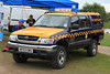 HM Coastguard Toyota Hilux Patrol Vehicle (PFB-999) Tags: coastguard truck offroad 4x4 4wd pickup her event toyota vehicle beacons hm patrol grilles hmc unit 999 skegness 2014 hilux strobes lightbar rotators majestys hf03gwu