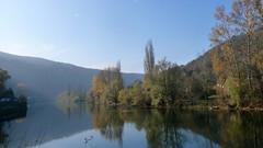 Le Doubs à Besançon