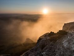 Ravensheugh Sunset