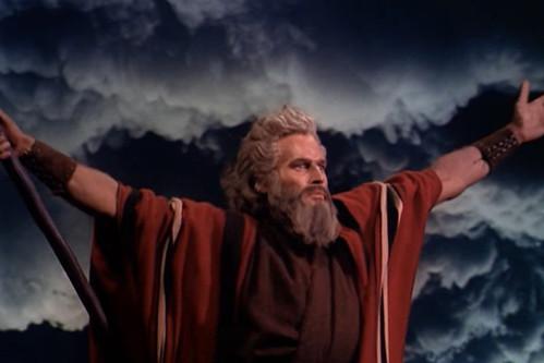 Moses in popular culture