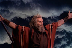 Moses in popular culture