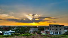Atardecer Vallepascuense-2 (josmendezi) Tags: sunset sol atardecer nikon venezuela valle puesta hdr gurico d3000