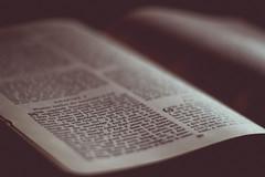 Wisdom (Cura Animarum) Tags: vintage religious objects nostalgia bible aroundhome