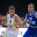 Basketball GER vs FIN