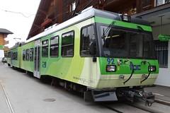 TPC/BVB Trainset type Beh4/8 N 92. (Franky De Witte - Ferroequinologist) Tags: de eisenbahn railway estrada chemin fer spoorwegen ferrocarril ferro ferrovia