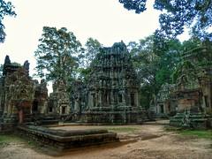 20140812 Angkor Thom - 51 (txikita69) Tags: cambodia khmer angkorwat siemreap angkor taprohm bayon angkorthom banteaykdei camboya thommanon bakseichamkrong phnomkrom khmerempire tonlesap terrazadeloselefantes banteaysamre regencyangkorhotel