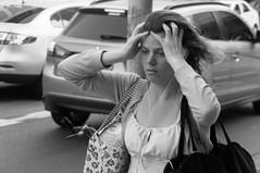 Girl (Edu Alpendre) Tags: street people bw girl walking blackwhite saopaulo unposed reacademia