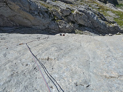 Alpinismo Gran Sasso - Mallucci-Geri-Lgomarsino