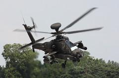 ZJ172 AgustaWestland Apache AH.1, Army Air Corps, RAF Fairford (Kev Slade Too) Tags: apache aac armyaircorps ah64 raffairford agustawestland egva zj172 riat2014