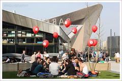 Koninklijke opening Centraal Station Rotterdam (Jrgen Leschinger) Tags: feest holl