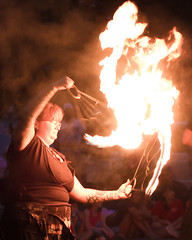 Fire Performers (brian-caldwell.artistwebsites.com) Tags: street fire place market connecticut ct fair flame performers attractions torrington fireperformers