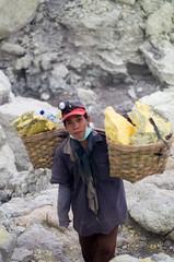 sulfur miner