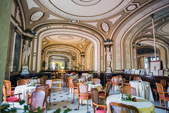 Tea and Coffee room at Gran Caff Gambrinus (Iztok Alf Kurnik) Tags: travel italy architecture europe italia campania napoli tearoom touristattraction travelguide gambrinus travelphotography touristguide historicplaces travelitaly europeanarchitecture coffeeroom neaples grancaff wowiekazowie grancaffgambrinus wwwshowinmyeyescom iztokkurnik fotobyiztokkurnik caffeeroom