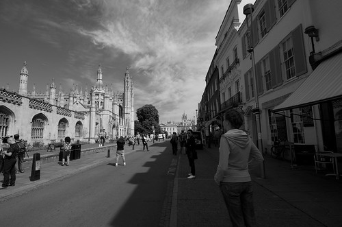Cambridge summer ©  Still ePsiLoN